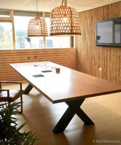 Bambu Byggnadsmaterial