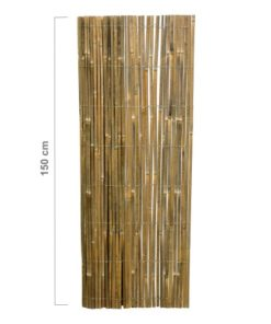 Spalte Bambus