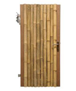 Bambu Trädgårds Grindar