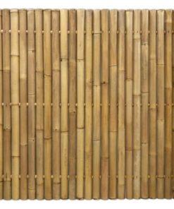 Bambu Staket Paneler