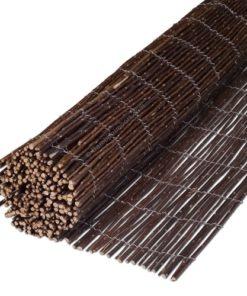 Bambu Kanfas Staket Rulle