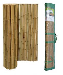 Bambu Staket Rulle