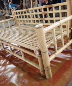 Bambu Trädgård Möbler